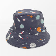 Load image into Gallery viewer, 'Into Space' Kid Bucket Hat