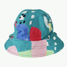 Load image into Gallery viewer, 'Fun fair' Kid Floppy Hat