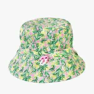 'Marni Stuart's Coastal Wattle' Kid Bucket Hat