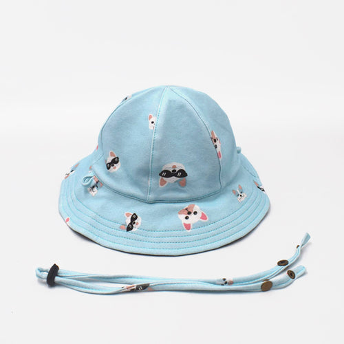 'Frenchies Oh La La' Kid Floppy Hat