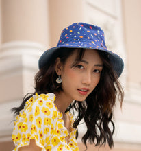 Load image into Gallery viewer, 'Sweet Dreams' Bucket Sun Hat