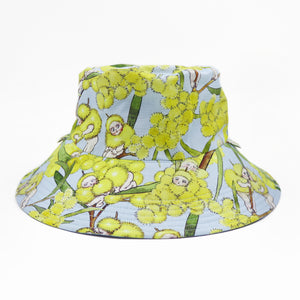 'May Gibbs Wattle Babies' Broadbrim Hat