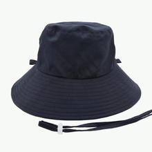 Load image into Gallery viewer, Plain Colour Blue/Indigo Broadbrim Hat