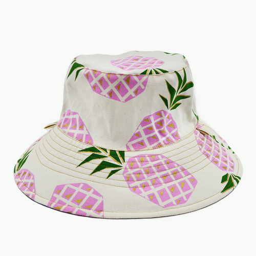 'Abstract Pineapple' Broadbrim Hat