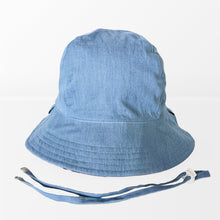 Load image into Gallery viewer, 'Abstract Protea' Kid Floppy Hat