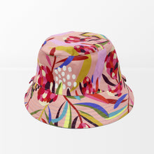 Load image into Gallery viewer, 'Abstract Protea' Kid Bucket Hat