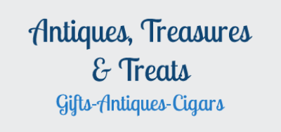 Antiques, Treasures & Treats