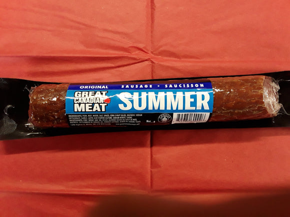 Great Canadian Meat Summer Sausage