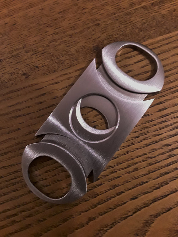 Guillotine Cigar Cutter with large opening