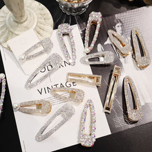 Load image into Gallery viewer, New Arrival Shiny Crystal Rhinestones Hair Clip - Two-One-Fifth Co.