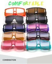 Load image into Gallery viewer, 2021 New Candy Color Shield Sunglasses - Two-One-Fifth Co.