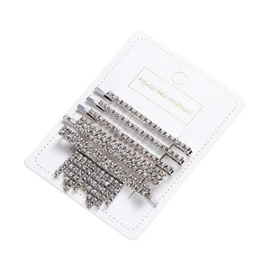 Summer Crystal Bobby Pins - LUXE215