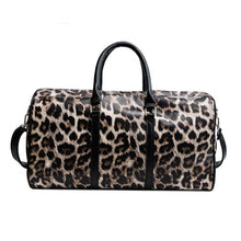 Load image into Gallery viewer, Women Sling Shoulder Crossbody  Leopard Crossbody Travel Bag - LUXE215