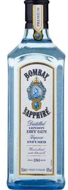 Bombay Sapphire Distilled London Dry Gin 70cl