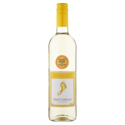 Barefoot Pinot Grigio 75cl 12% ABV