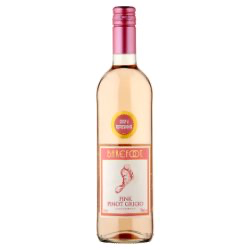 Barefoot Pink Pinot Grigio 75cl 11.5% ABV