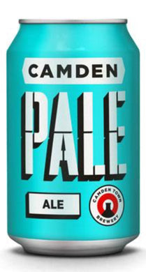 Camden Pale Ale Can  330ml 4% ABV