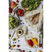 Karlstert Beeswax Food Wrap Picnic Pack