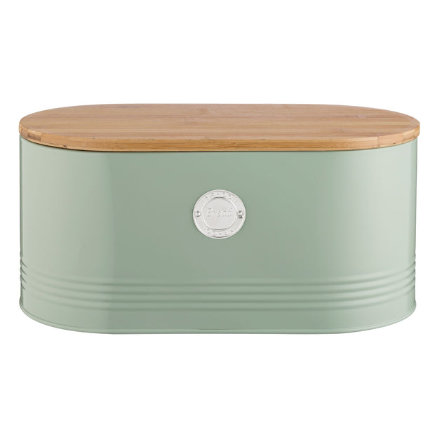 Typhoon Living Bread Bin - Sage
