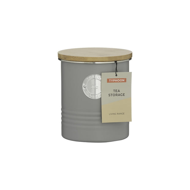 Typhoon Living Tea Canister 1Litre - Grey