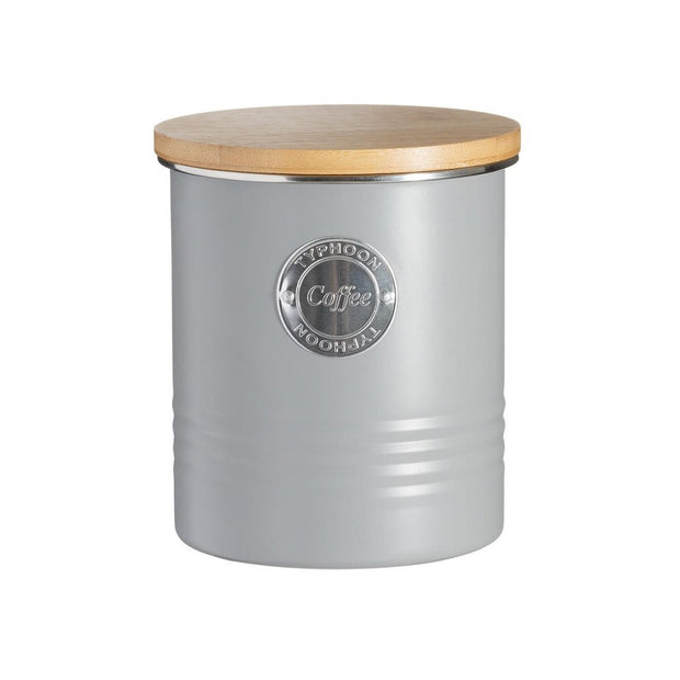 Typhoon Living Coffee Canister 1L - Grey