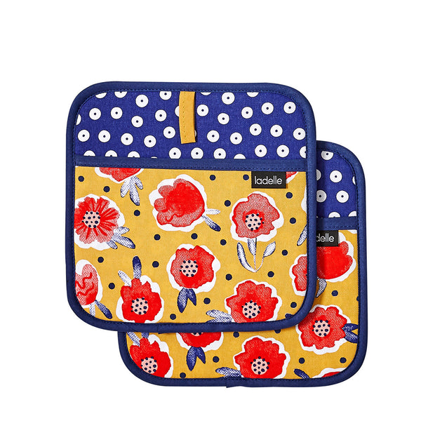 Ladelle Villa 2pk Pot Holder
