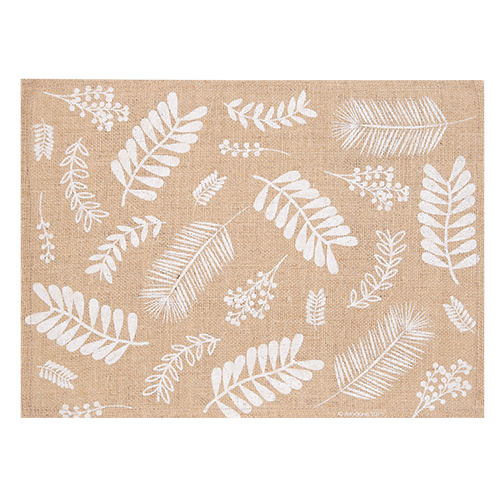 Ashdene Maison Nature White Placemat