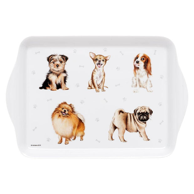 Ashdene Kennel Club Toy Breeds Scatter Tray