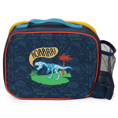 Ashdene Kids Dinoroar Insulated Lunch Bag