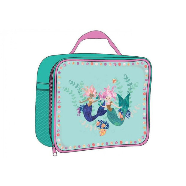 Kids Mermaids Insulated Lunch Bag