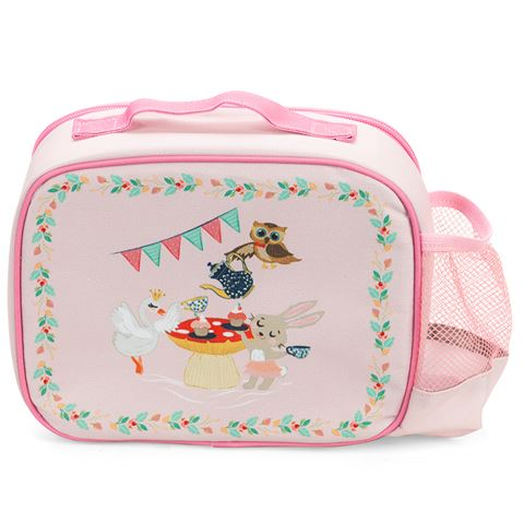 Ashdene Kids Tea Party Insulated Lunch Bag