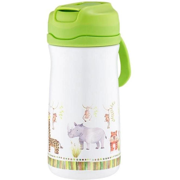 Ashdene Kids Go Wild 370ml Drink Bottle