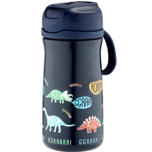 Kids Dinoroar 370ml Drink Bottle