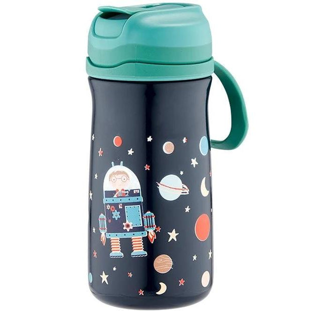 Ashdene Kids Blast Off 370ml Drink Bottle
