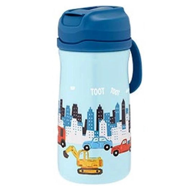 Ashdene Kids On The Road 370ml Drink Bottle