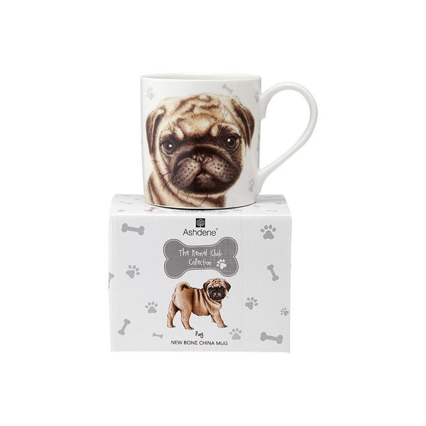 Kennel Club Pug Mug