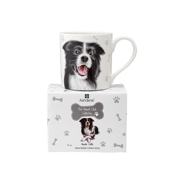 Ashdene Kennel Club Border Collie Mug