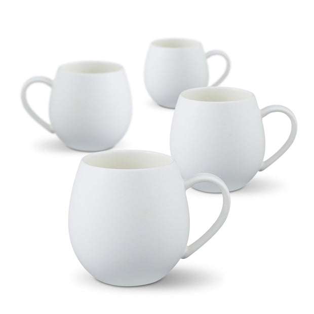 Robert Gordon Hug Me Mugs - Matte White