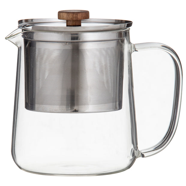 Leaf and Bean Dual Infuser with Teapot