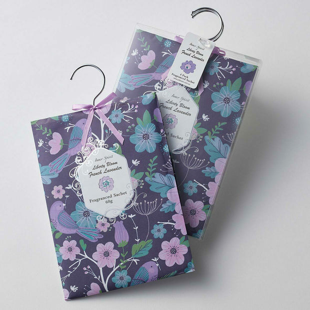 Dark Liberty Bloom Scented Hanging Sachets