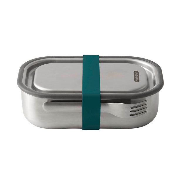 Black + Blum Stainless Steel Lunch Box Ocean 1L