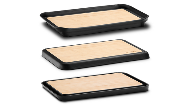 Dreamfarm Fledge Cutting Board - Bamboo