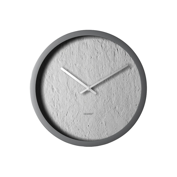 Degree Concrete Clock 30cm