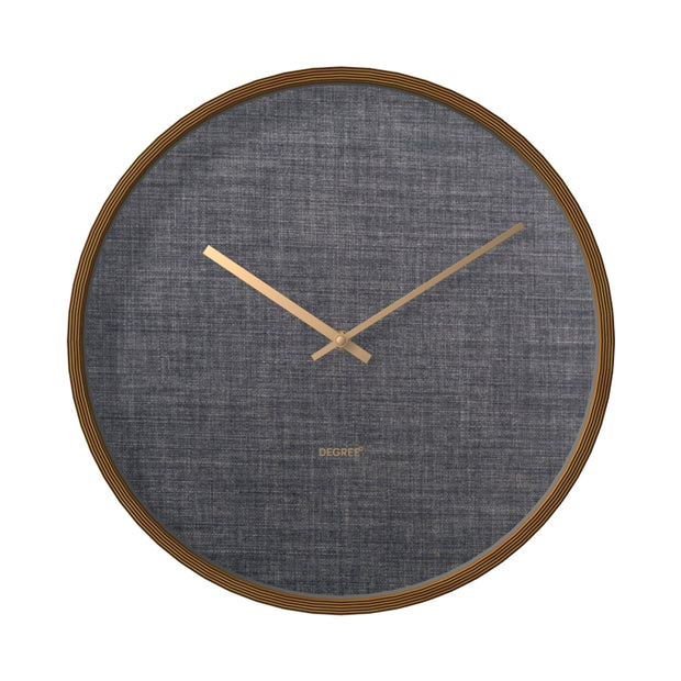 Degree Bentwood Suit Clock 40cm