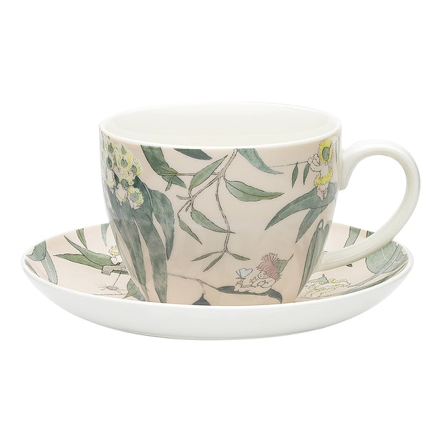 Ecology May Gibbs Gumnut Babies Cup & Coaster