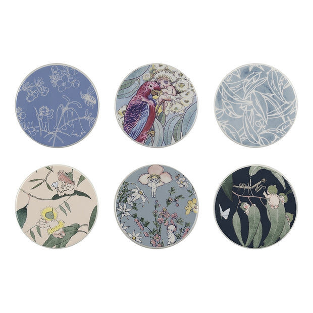 May Gibbs Ceramic Coasters