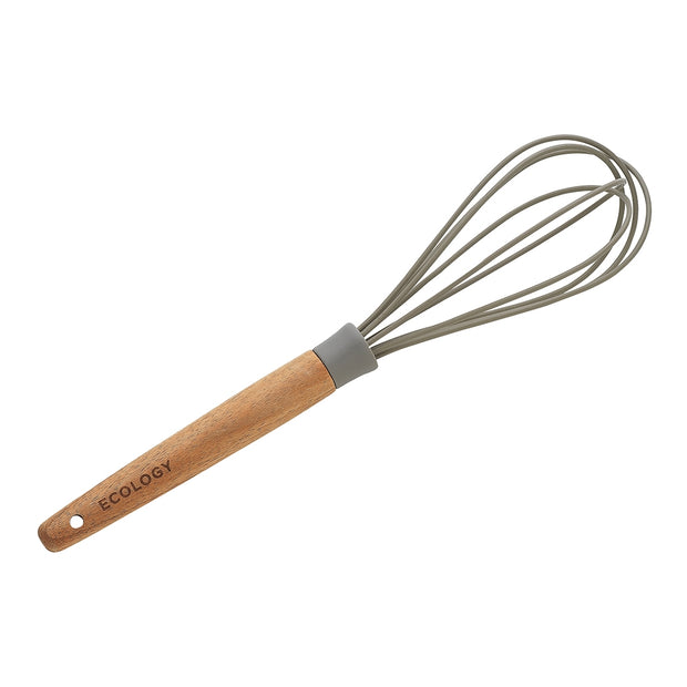 Provisions Acacia & Silicone Whisk
