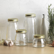 Ecology Source Glass Preserve Jar With Lid 750ml
