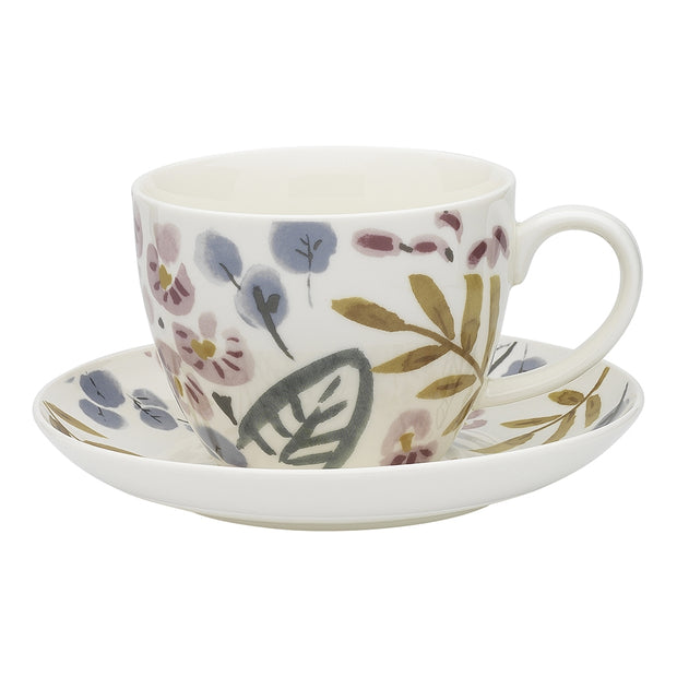 Ecology Frida Cup & Saucer 430ml