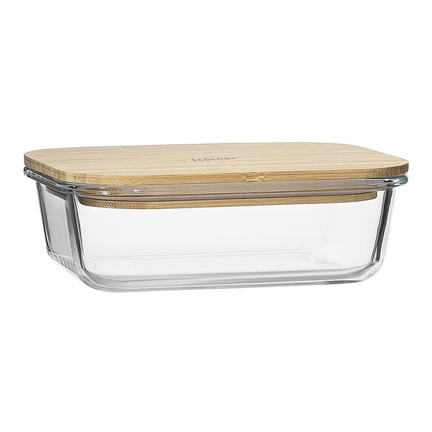 Ecology Nourish Rectangle Storage Container 20cm x 15cm